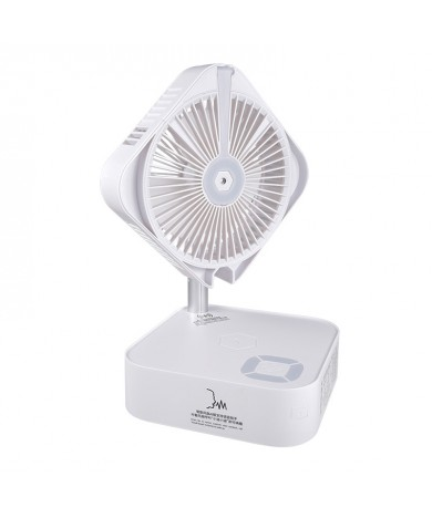 SMART AI VOICE CONTROL FOLDABLE FAN