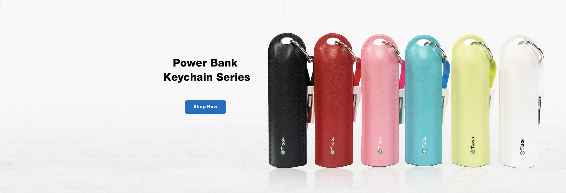 Power Bank - Keychain Series